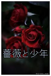 薔薇と少年